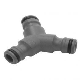 Cút nỗi ống nước chữ Y Gardena 00934-50 - Nhập khẩu Đức