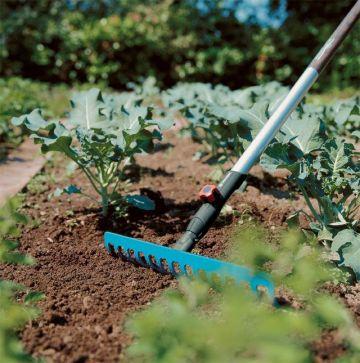 Đầu cào làm xốp đất Gardena 03179-20 - Nhập khẩu CH Séc