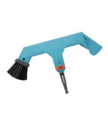 Đầu chổi vệ sinh máng nước Gardena 03650-20