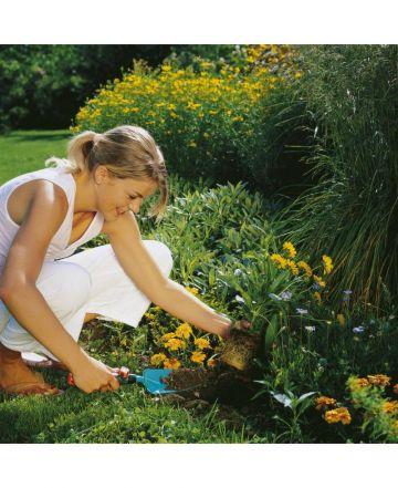 Xẻng làm vườn 8,5cm Gardena 08929-20 - Nhập khẩu Đức