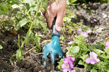 Chĩa xới đất làm vườn Gardena 7,5cm 08952-20- Nhập khẩu CH Séc