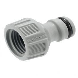 """Cút kết nối vòi nước ren 19mm (3/4"""") Gardena 18201-50"""